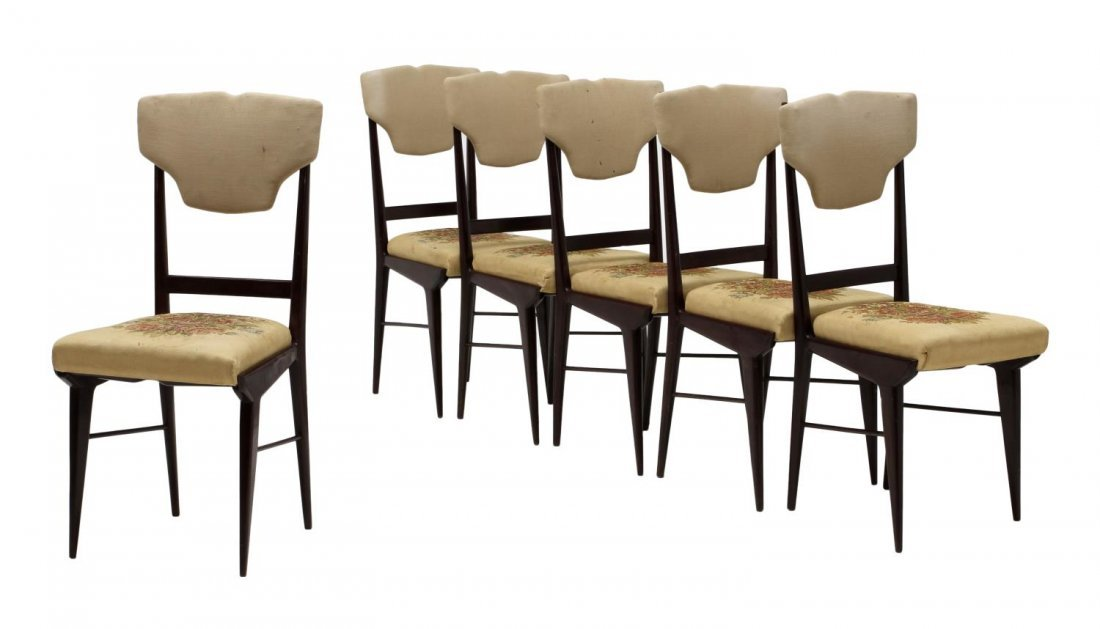 ITALIAN MID-CENTURY MODERN SIDE CHAIRS