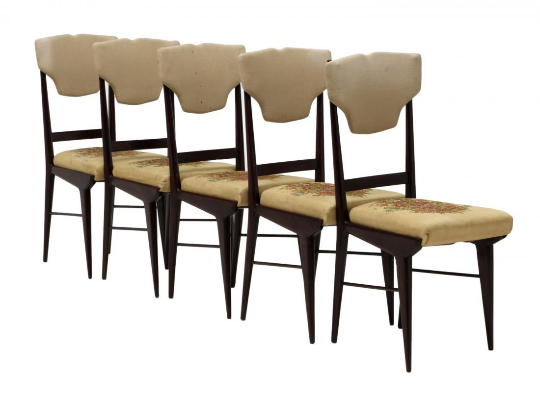 ITALIAN MID-CENTURY MODERN SIDE CHAIRS - 5
