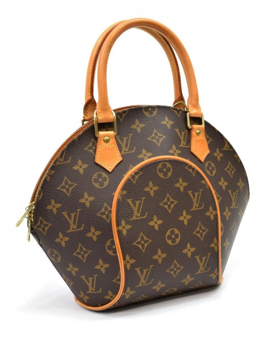 LOUIS VUITTON 'ELLIPSE PM' MONOGRAM CANVAS HANDBAG