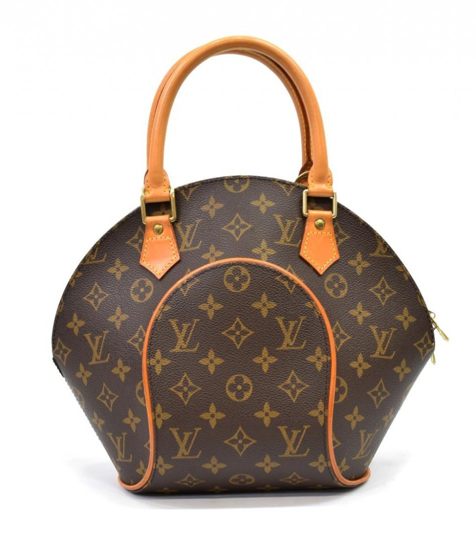 LOUIS VUITTON 'ELLIPSE PM' MONOGRAM CANVAS HANDBAG - 2