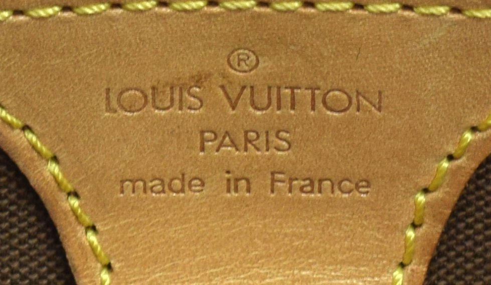 LOUIS VUITTON 'ELLIPSE PM' MONOGRAM CANVAS HANDBAG - 4
