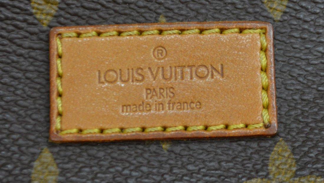 LOUIS VUITTON 'SAUMUR' MESSENGER BAG - 8