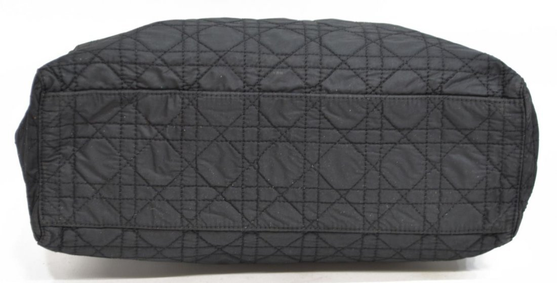 CHRISTIAN DIOR 'LADY' CANNAGE QUILTED HANDBAG - 3