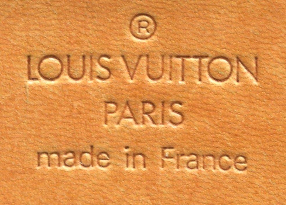 LOUIS VUITTON 'SAC PM' MONOGRAM SHOPPING TOTE BAG - 4