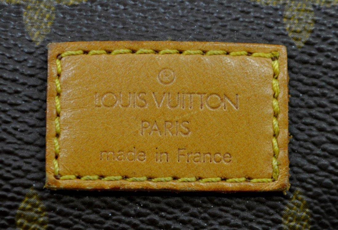 LOUIS VUITTON 'SAUMUR 30' MONOGRAM MESSENGER BAG - 4