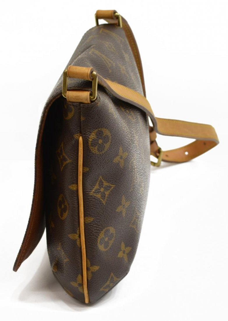 LOUIS VUITTON 'MUSETTE TANGO' MONOGRAM BAG - 2