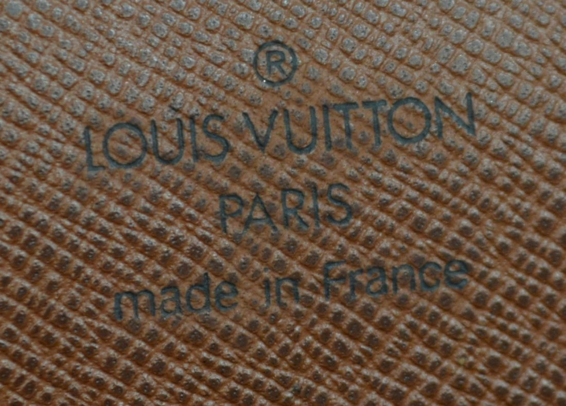 LOUIS VUITTON 'MUSETTE TANGO' MONOGRAM BAG - 7
