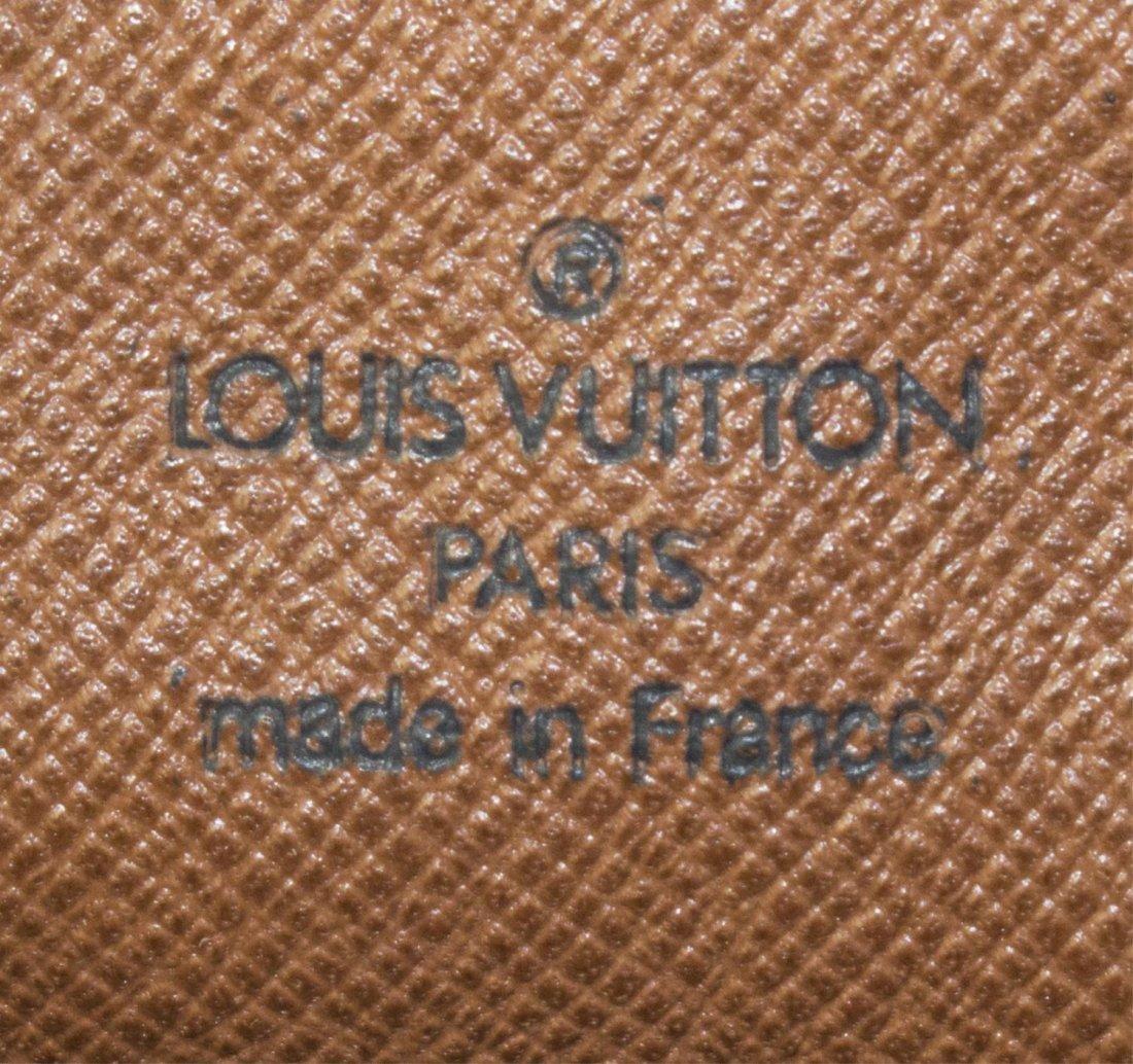 LOUIS VUITTON PAPILLON MONOGRAM CANVAS HANDBAG - 5