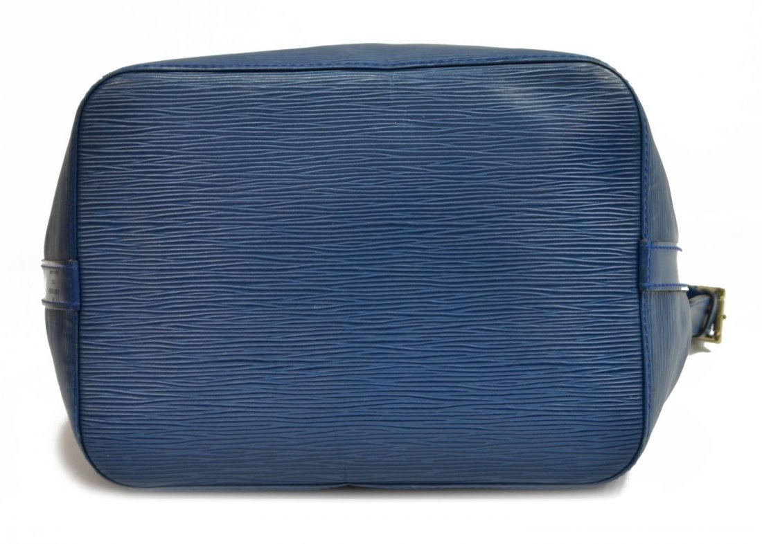 LOUIS VUITTON 'NOE PM' EPI LEATHER BUCKET BAG - 3