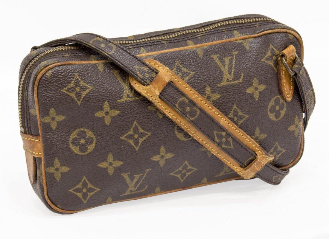 LOUIS VUITTON 'MARLY BANDOULIERE' SHOULDER BAG