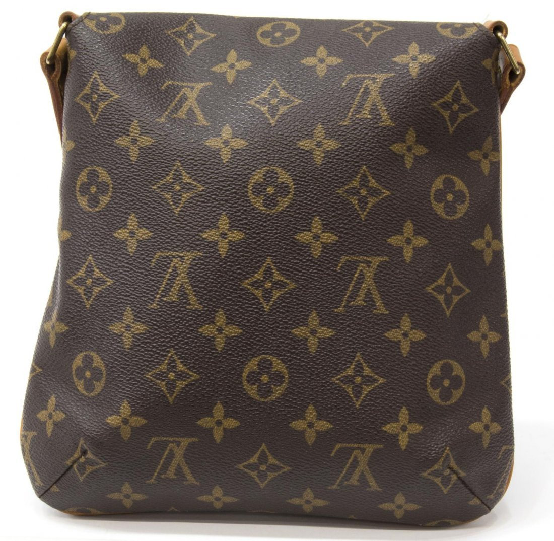 LOUIS VUITTON 'MUSETTE SALSA' MONOGRAM CANVAS BAG - 2