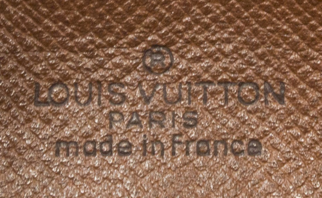 LOUIS VUITTON 'MARLY BANDOULIERE' MONOGRAM BAG - 4