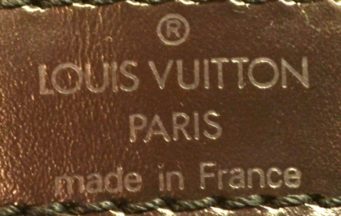 LOUIS VUITTON 'NOE PM' EPI LEATHER BUCKET BAG - 5