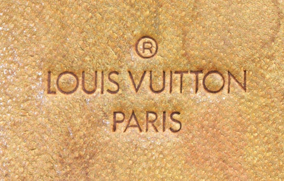 """LOUIS VUITTON """"TROUVILLE' MONOGRAM HANDBAG - 4"""