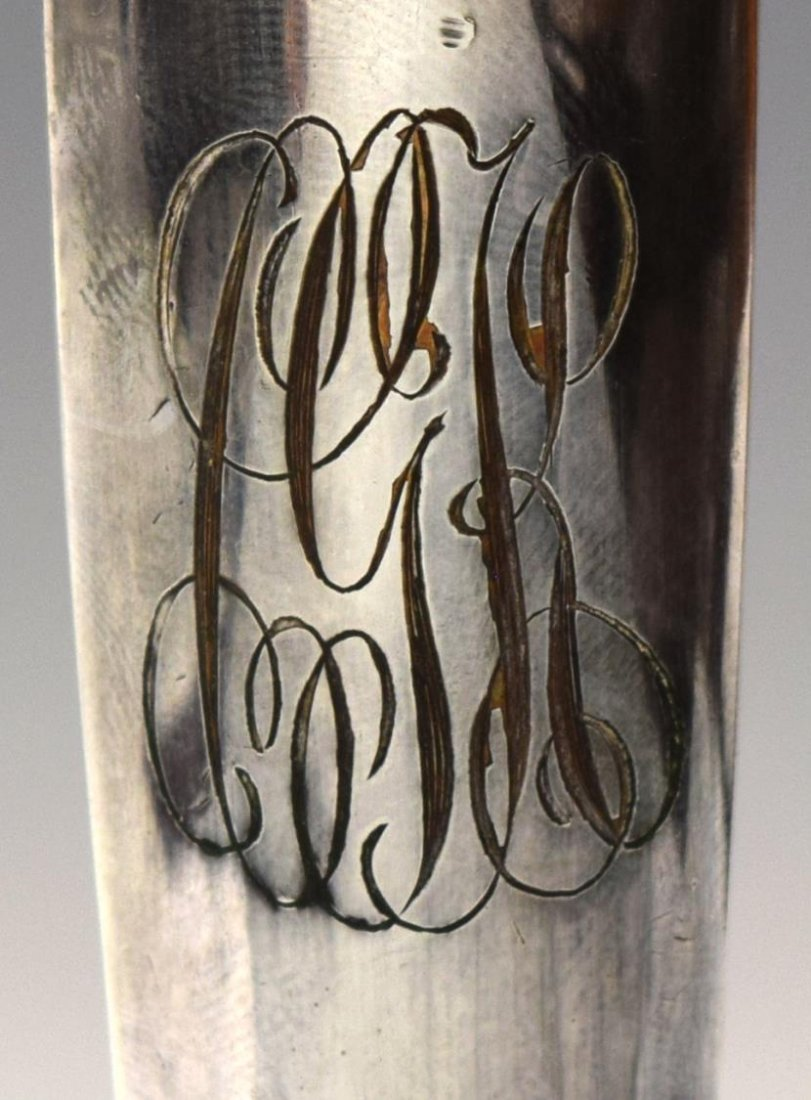 GORHAM GLASS & SILVERPLATE COFFEE MAKER BY SILEX - 5