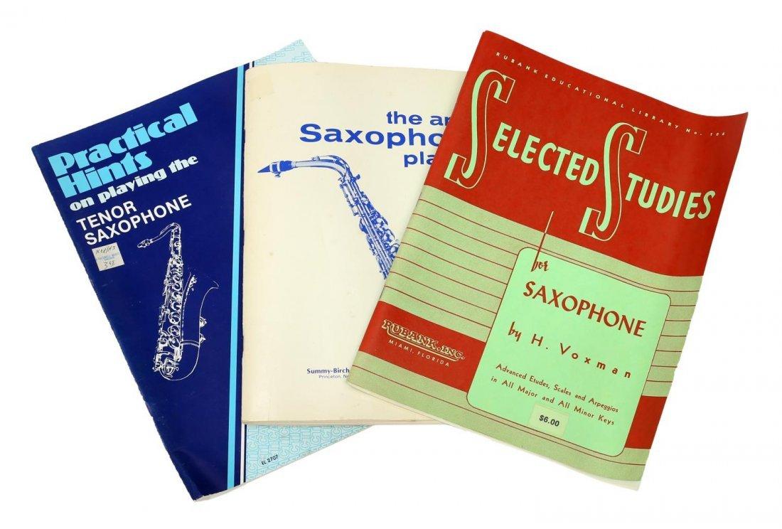 EVETTE SCHAEFFER TENOR SAXOPHONE - 4