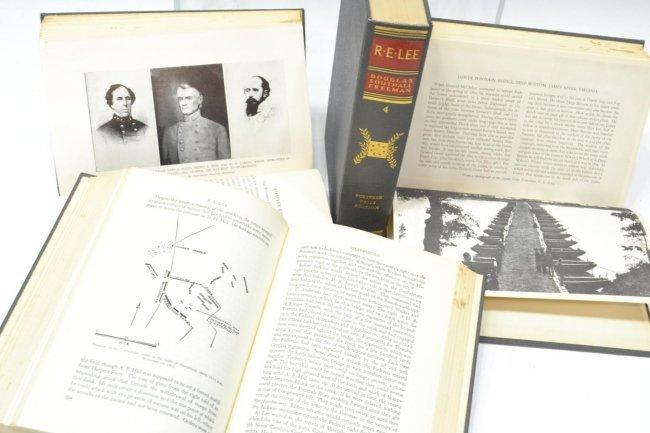 (10) BOOKS: R.E. LEE & ABRAHAM LINCOLN - 2