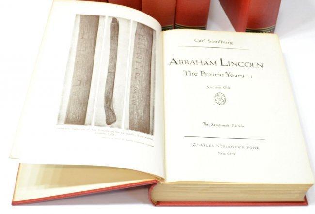 (10) BOOKS: R.E. LEE & ABRAHAM LINCOLN - 3