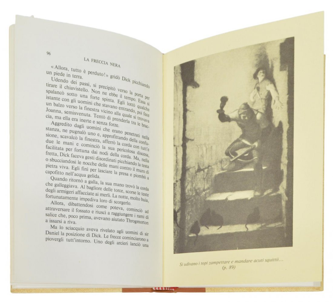(44) COLLECTION VINTAGE ITALIAN HARD BOUND BOOKS - 4