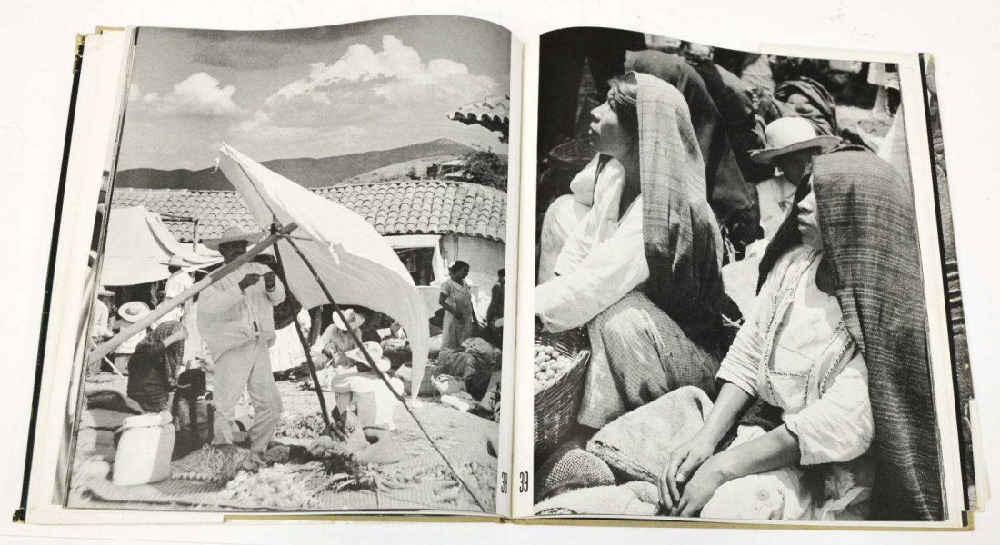 (5) ART BOOKS, EL MUNDO MAGICO DE LOS MAYAS, 1964 - 4