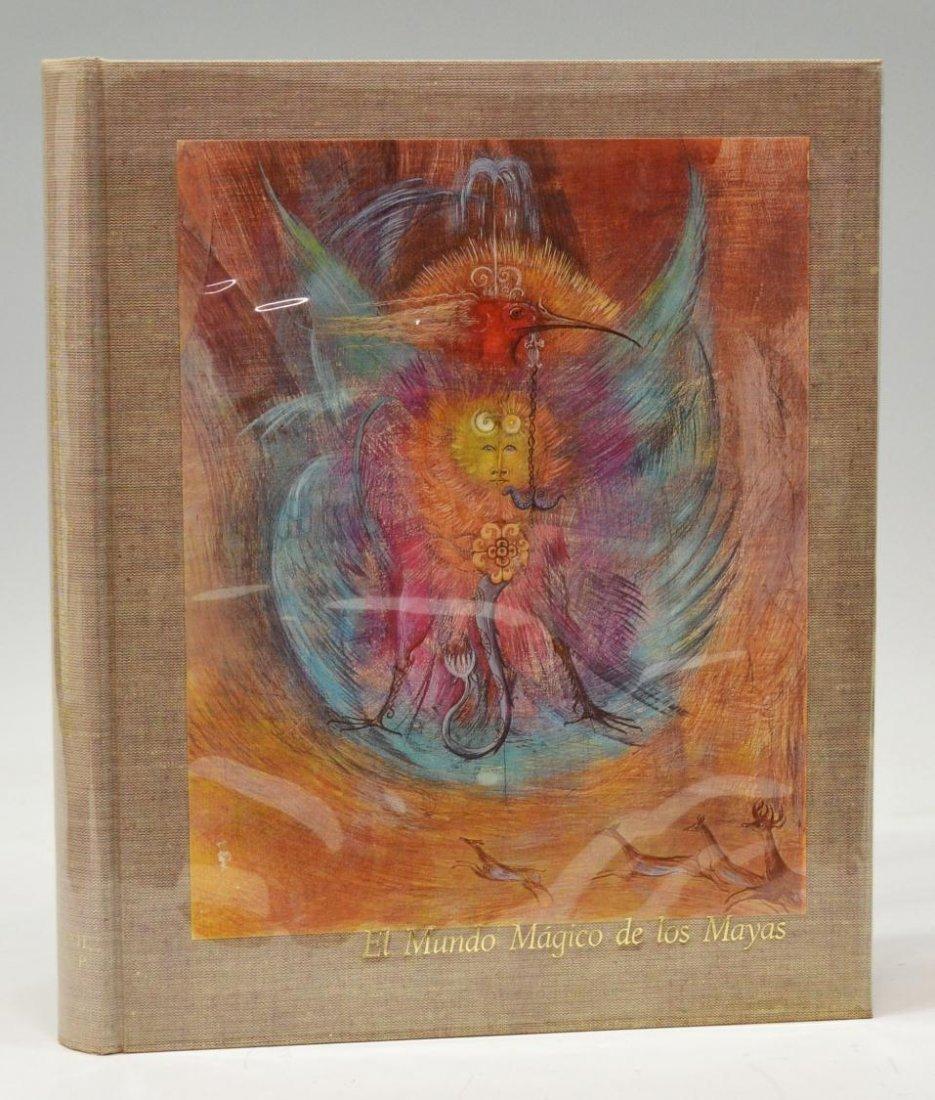 (5) ART BOOKS, EL MUNDO MAGICO DE LOS MAYAS, 1964 - 5