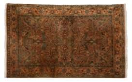 INDOPERSIAN WOOL RUG 4 x 67