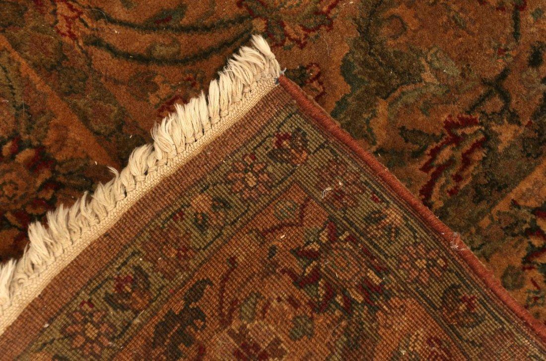 "INDO-PERSIAN WOOL RUG, 4' x 6'7"" - 2"