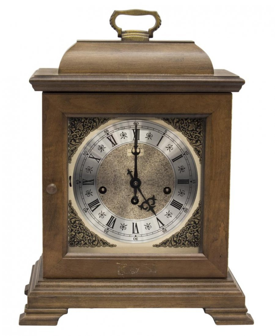 "VINTAGE HAMILTON ""WHEATLAND"" MANTLE CLOCK - 2"