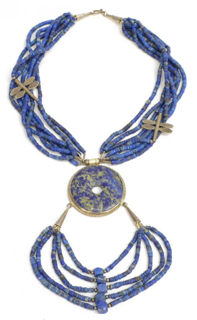 6) LADIES ESTATE STERLING & STONE SOUTWEST JEWELRY - 2