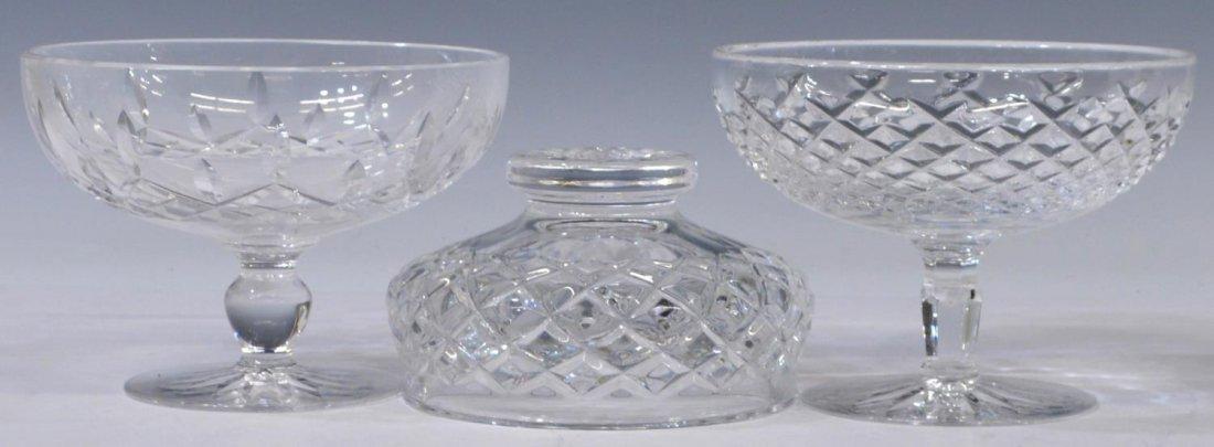 (10) WATERFORD CRYSTAL DRINK & TABLEWARE GROUP - 2