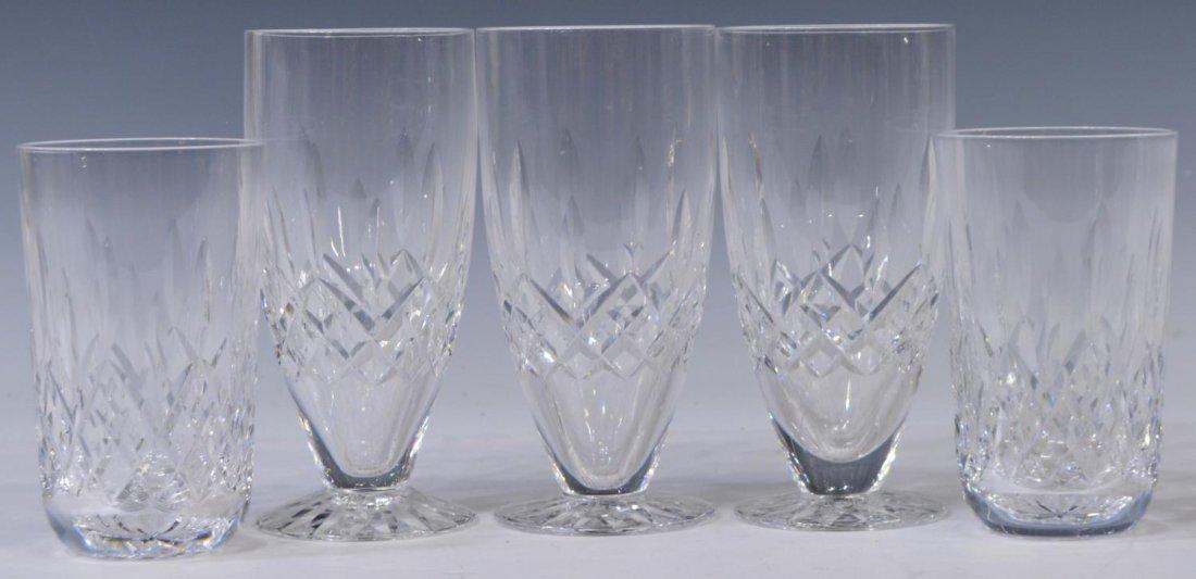 (10) WATERFORD CRYSTAL DRINK & TABLEWARE GROUP - 4