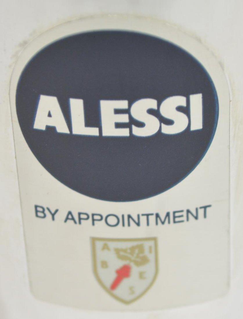 (4) ALESSI FRUIT BOWL / COLANDER & BOSTON SHAKERS - 3