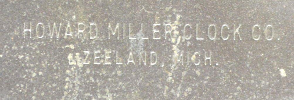 MID-CENTURY GEORGE NELSON / HOWARD MILLER CLOCK - 5