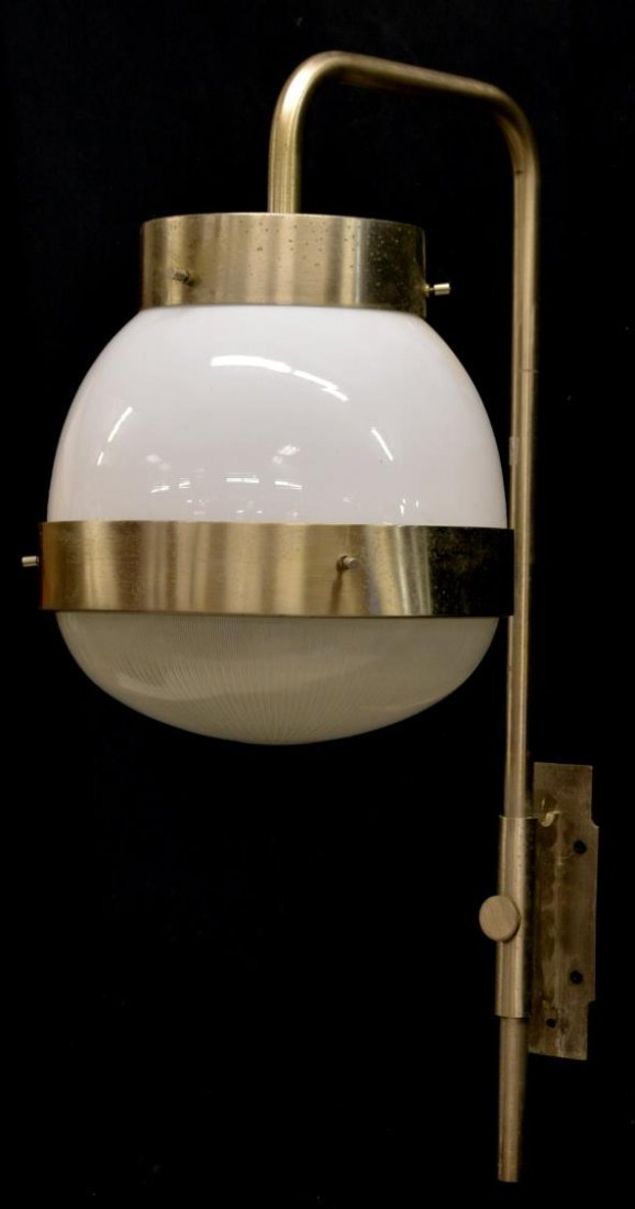 SERGIO MAZZA FOR ARTEMIDE DELTA WALL LIGHT
