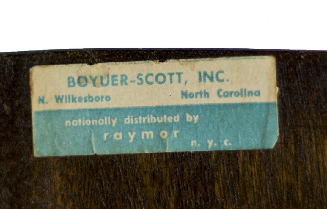 BOYUER SCOTT MID CENTURY MODERN ROCKER - 4