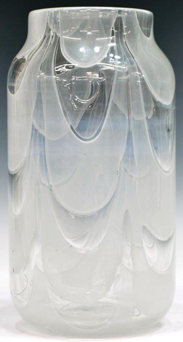 BAROVIER & TOSO ITALIAN MURANO ART GLASS VASE
