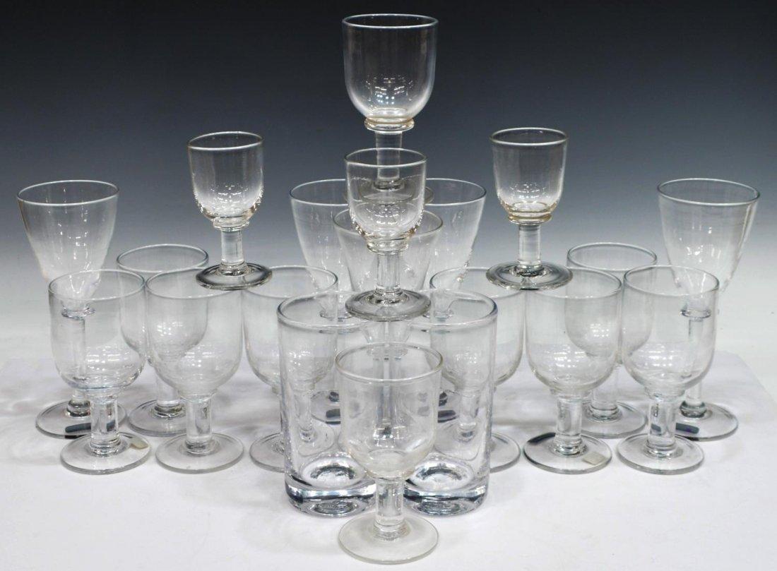 (20) SIMON PEARCE CAVENDISH GLASSES & STEMWARE