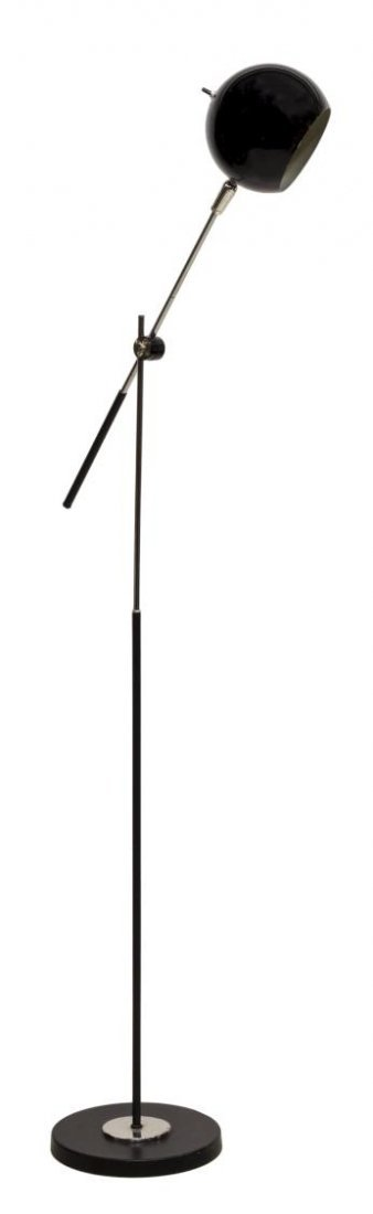 MID-CENTURY MODERN ARTICULATED FLOOR LAMP - 3