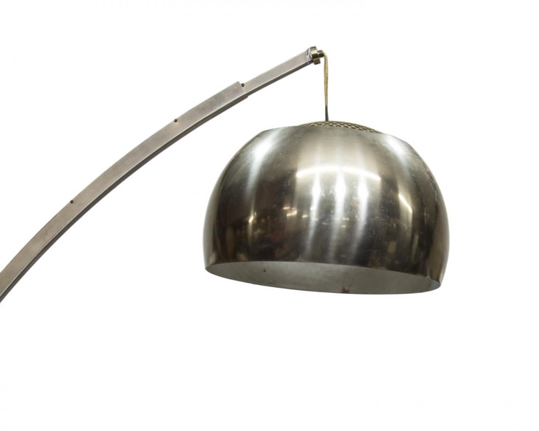 ITALIAN MODERN ARCO FLOOR LAMP ACHILLE CASTIGLIONI