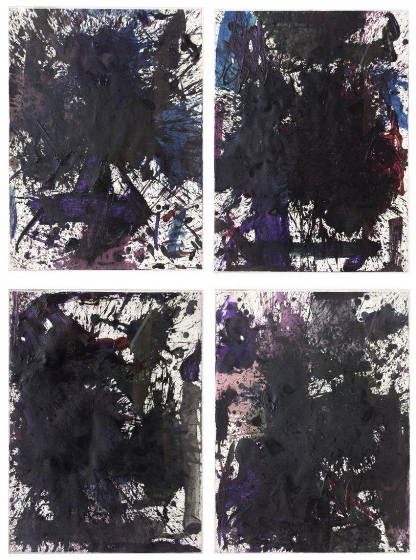 (4) MICHAEL TRACY (AMERICAN B. 1958) CUSTOM ART