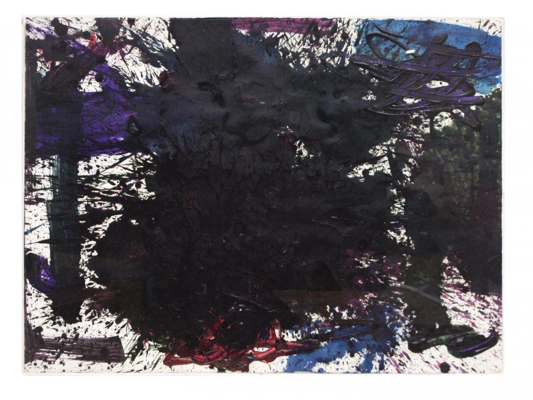 (4) MICHAEL TRACY (AMERICAN B. 1958) CUSTOM ART - 2