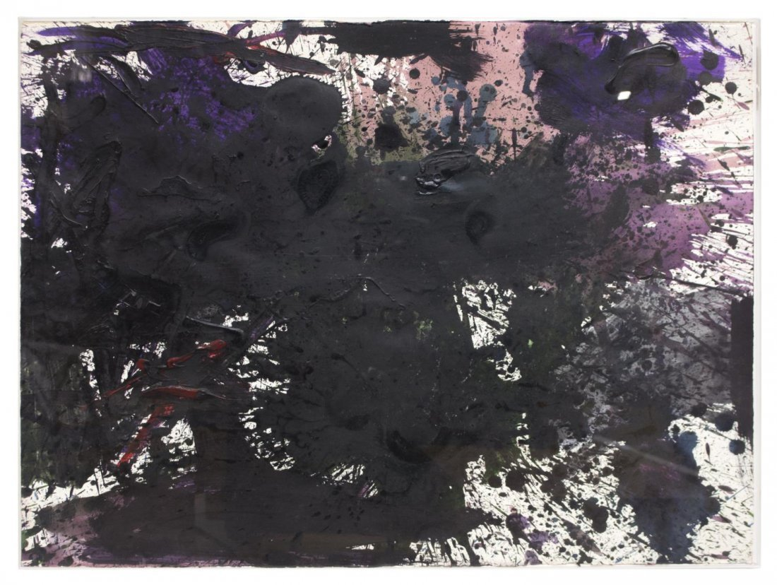(4) MICHAEL TRACY (AMERICAN B. 1958) CUSTOM ART - 4