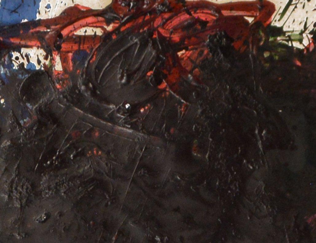 (4) MICHAEL TRACY (AMERICAN B. 1958) CUSTOM ART - 7
