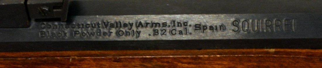 "CVA BLACK POWDER ""SQUIRREL RIFLE"", .32 CAL - 5"