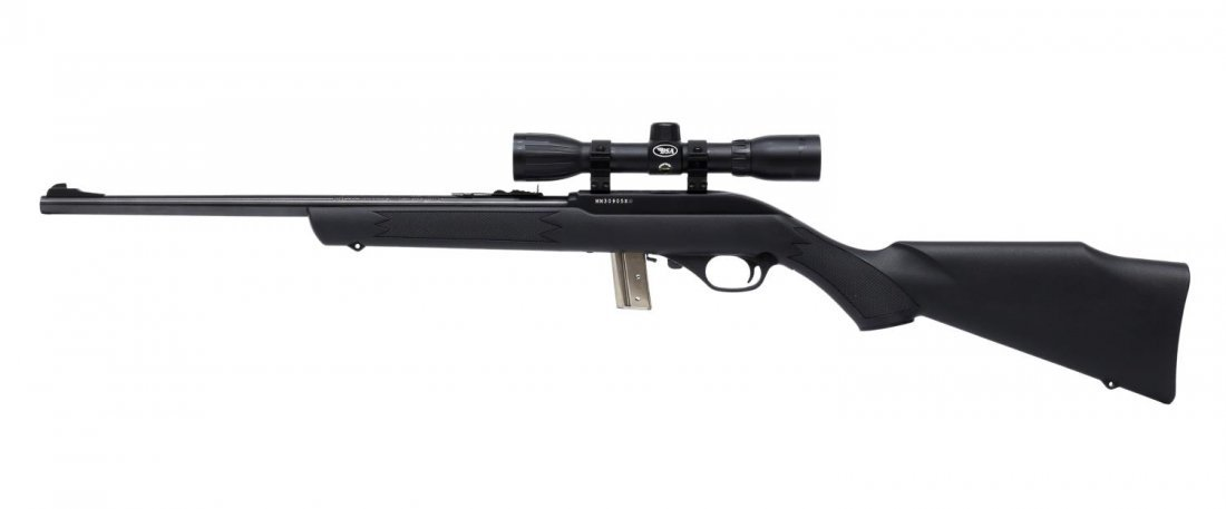 MARLIN MODEL 795 AUTO LOAD RIFLE, .22 CAL, SCOPE - 2