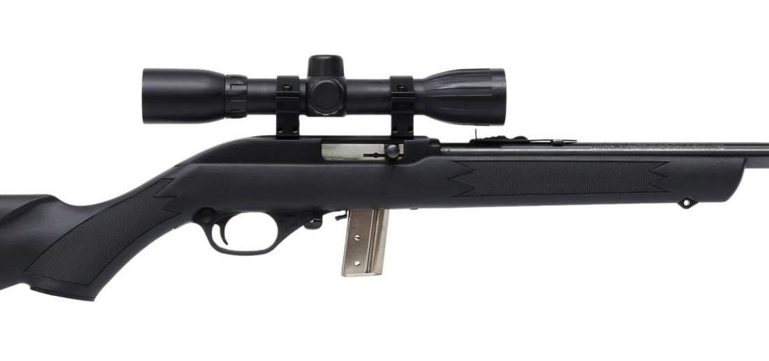 MARLIN MODEL 795 AUTO LOAD RIFLE, .22 CAL, SCOPE - 3