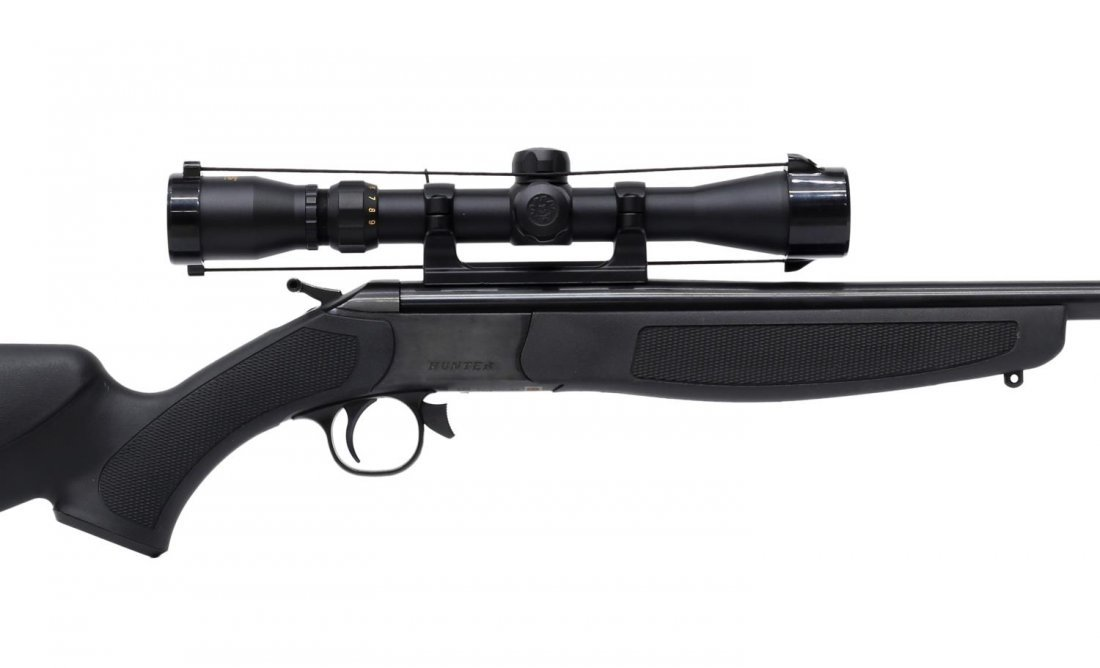 CVA COMPACT HUNTER RIFLE, .224 REM CALIBER - 4