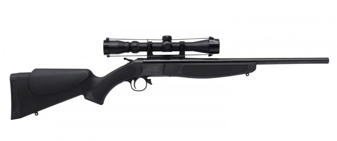 CVA COMPACT HUNTER RIFLE, .224 REM CALIBER - 5