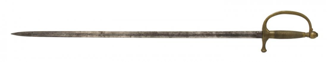 U.S. CIVIL WAR MUSICIANS SWORD, MODEL 1840 - 2