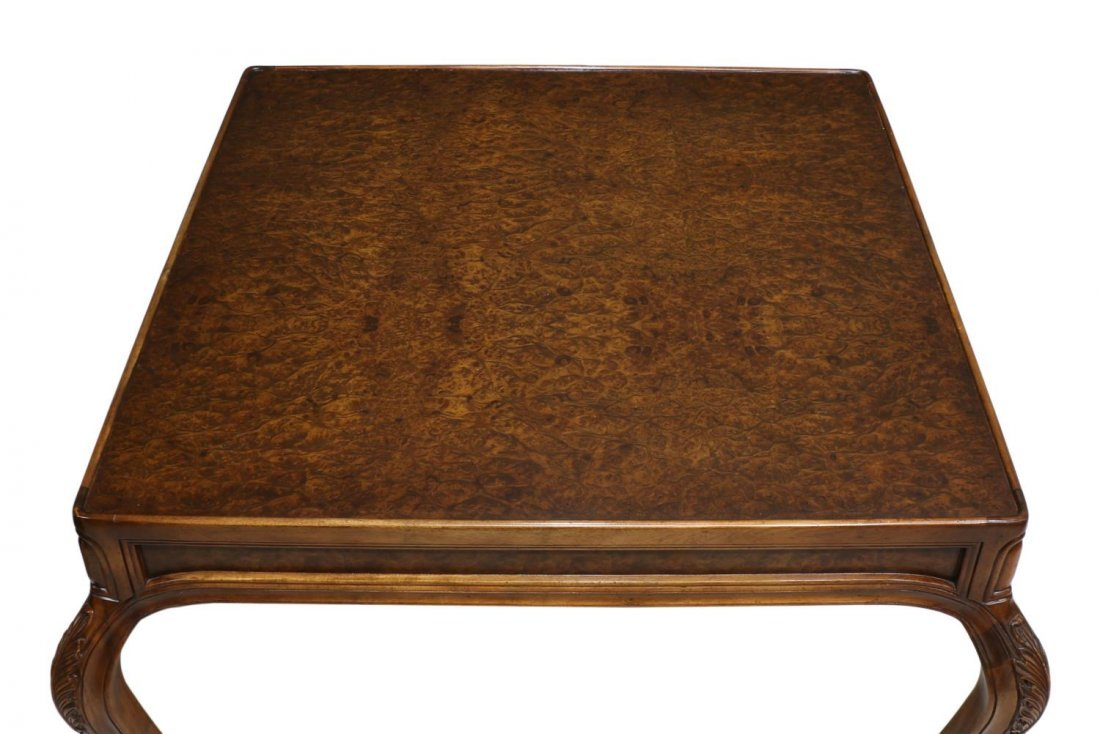 JOHN RICHARD BURLWOOD GAME TABLE - 3
